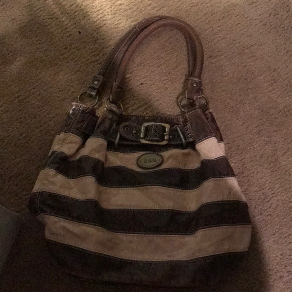 Dolce   Gabbana Bags   Dolce And Gabbana Striped Handbag   Poshmark 4626036de6